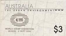 Australia booklet MNH 1989 PB 64 - World Stamp Exhibition (a)