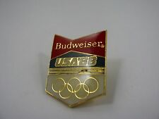 Vintage Collectible Pin: Budweiser Olympics USA 88