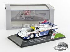 CMR 1/43 PORSCHE 956 - Winner Le Mans 1983 CMR43006