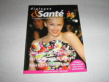 DIALOGUE & SANTE 250 (10/2008) KYLIE MINOGUE