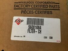 NEW FSP Whirlpool Filter 56001084 Charcoal /Air/Grease Microwave Filter