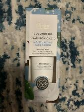 ❤️NEW! BY NATURE -COCONUT OIL + HYALURONIC ACID REPLENISHING NIGHT CREME 2.5 OZ