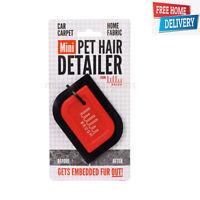 Mini Pet Hair Detailer Lilly Brush Detailer Clean Carpet Upholstery Roof Liner