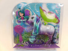 Barbie Mini Fairy and Pony with Interchangeable Wings Purple