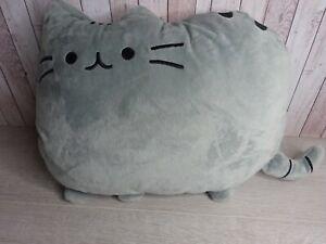 Pusheen -  Cat Cartoon -  Cushion Plush  - Stuffed Pillow - Home