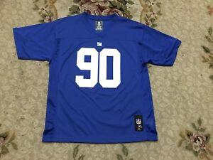 Jason Pierre-Paul New York Giants Youth S-XL Blue NFL Team Apparel Jersey