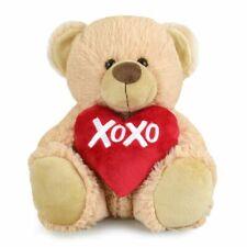 My Buddy 16cm Valentines Bear Kids Soft Plush Stuffed Toy Brown 3y+ Assorted