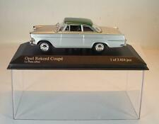 Minichamps 1/43 Opel Rekord P2 Coupe 1960-62 silver/silber OVP #3959