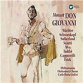 Carlo Maria Giulini - Mozart: Don Giovanni 3 CD Set New
