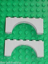 2 x Arche MdStone arch 3307 LEGO  / Set 4757 7094 10193 7946 7079 6210 4754 7785