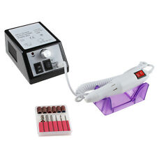 Professional Nail FILE Acrylic Manicure Pedicure Drill Sand Electric Machine New