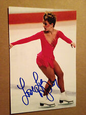 Elizabeth Liz Manley SIGNED 4x6 photo TEAM CANADA  / FIGURE SKATING OLYMPICS #5