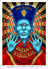 Queens of the Stone Age Berlin Screen Poster Print Emek Signed & Numbered 2007