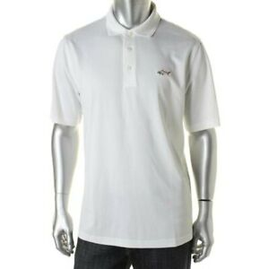 MSRP $50 Attack Life by Greg Norman 5 Iron Solid Polo Size Small
