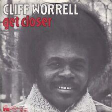 7inch CLIFF WORRELL get closer HOLLAND 1979 EX SOUL FUNK DISCO (S3392)