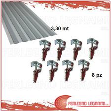 20 x 8mm esterno e clip in acciaio Clip graffa circolare Din6799 Confezione HPC INGRANAGGI