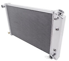 1984 85 86 Pontiac Parisienne Champion 4-Row Core Alum Radiator