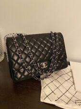 chanel bag black