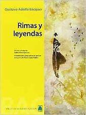 RIMAS Y LEYENDAS.(LECTURA BACHILLERATO).(B. TEIDE). ENVÍO URGENTE (ESPAÑA)