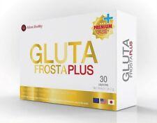 2 x Gluta Frosta Plus Brighten Skin Anti-Aging Reduce Freckles Dark Spot 30 caps