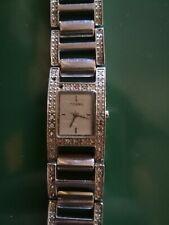 Orologio da donna FOSSIL in acciaio e diamantini