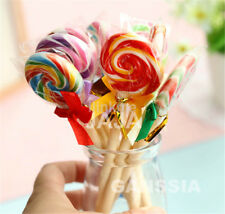 Cute Candy Lolipop Ballpoint Pen Kawaii School Stationery Office Supply Hot US