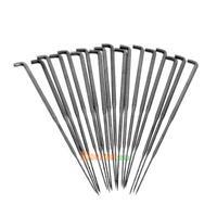 18pcs/Pack 7.9cm Metal Fine Needle Felting Hand Tools DIY Stitching Accessory