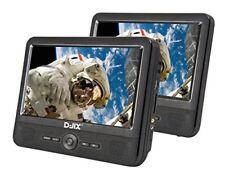 Rp1116 D-jix PVS 706-50sm Lecteur DVD portable 7' Double Ecran Supports Appui-