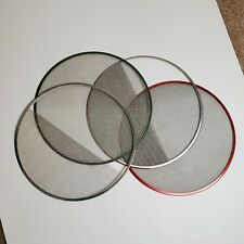 "Buy 1 Set Get 1 FREE 9½"" Full/half Singles/Doubles Lighting Wire Scrim Diffusion"
