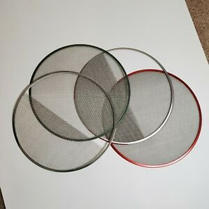 """Buy 1 Set Get 1 FREE 9½"""" Full/half Singles/Doubles Lighting Wire Scrim Diffusion"""
