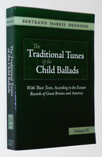 the Traditional Tunes of the Child Ballads, Volume IV: ballads 245 to 299