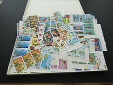 BRITISH PACIFIC - FINE COLLECTION OF 240+ x MNH BLOCKS OF 3/4 - 1950s/1990s