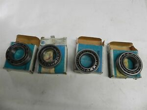 1984 1985 BUICK LESABRE ELECTRA GENUINE GM AXLE BEARINGS QUANTITY (4) NICE COOL