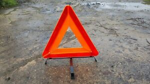 Fiat Bravo Mk2 Seat Emergency Warning Sign Triangle 2007-15 Part 27R033910