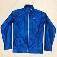 Veste Adidas Originals Firebird Disco Old School Rare Jacket P01280 Bleu Satin S
