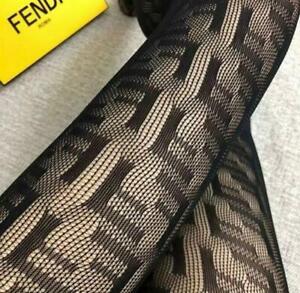 Fendi FF black tights | pantyhose | stockings