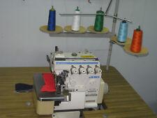 INDUSTRIAL JUKI MO 3616 & 3/5 THREAD OVERLOCKER  SEWING MACHINE.JAPAN LOT OL2922