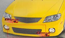 Fits 2002-2004 Mazda Protege Lower Bumper Billet Grille Insert