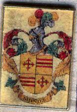 Heraldry PIN metallic del last name : MUÑOZ
