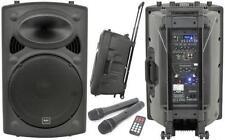 QTX Active Portable Pro Audio Speakers & Monitors