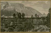 1593: Postkarte Ansichtskarte Bad Reichenhall Gradierhaus Hochstauffen