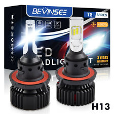 9008 H13 LED Headlight Kit For Nissan Sentra 2004-2012 Hi/Low Beam White 2x Bulb