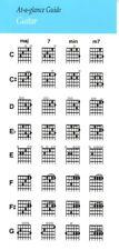 At A Glance Guides - Guitar - 3611930 (Chord Chart)