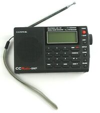 C Crane CC Radio SWP Pocket FM Stereo AM SW 200 Memories World Band Receiver EUC