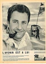 PUBLICITE ADVERTISING 114  1960  PENTO  brillantine 2