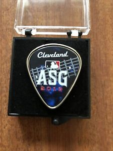 2019 Cleveland Indians Official MLB All Star Game Press Pin