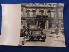 ancien photo guerre militaire lyon occupation wehrmacht 1940 terreaux mairie
