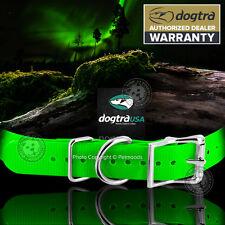 "Dogtra Genuine Dog Collar Strap 1""x 30"" Green 1800NC 1802NC 2300NCP 2302NCP"
