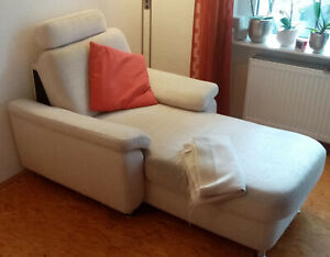 Sofa, Canape, Recamiere, Chaiselongue, Ottomane in Lu./Rhein abzugeben.Gebraucht
