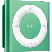 Apple iPod shuffle 4th Generation Green (2GB) Sealed New In Box